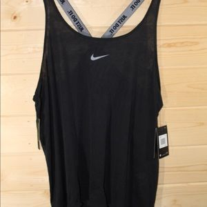 Women's Nike Dri Fit Tank Top Size 1X
